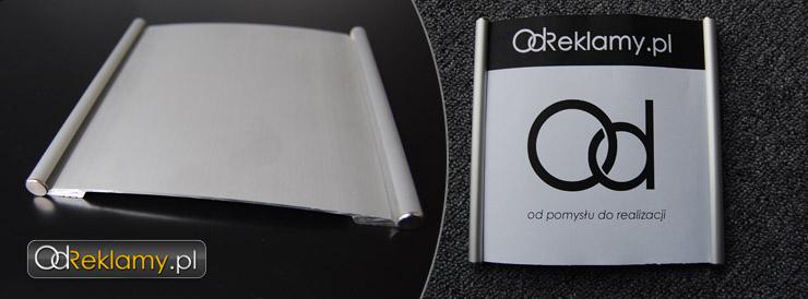 Tabliczki przydrzwiowe - Vista system