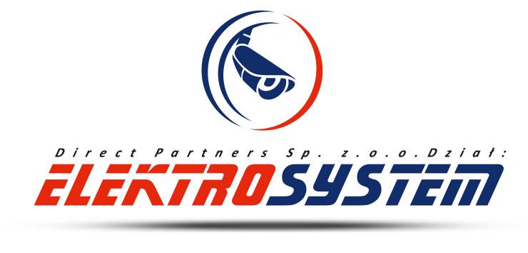 Zaprojektowane logo dla Elektrosystem Bytom